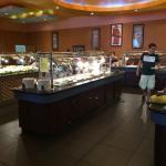 Buffet bars