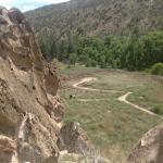 Frijoles Canyon