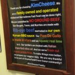 Thank you Trip Advisor!!! Kim Cheese is definitely one of the most amazingly delicious restauran