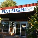 Fuji Sushi on St. Johns Street, Port Moody, BC