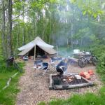 Bell Tent Pitch