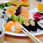 Surtido Sushi