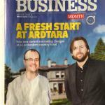 Guter Artikel über Ardtara 05/2015