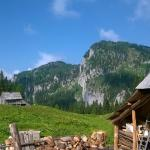 In mountain...Vogar.