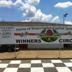New Winners' Circle Sign