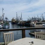 Waterfront Grille at 36 Homer's Wharf