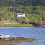 View of Corrie House from the Peninsula