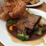 Gorgeous Sunday roast!!
