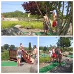 Mini Golf fun