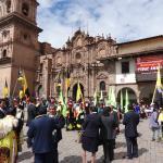 Plaza Cusco a dos cuadras