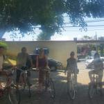 Amazing hostel & bike tour @ the city!