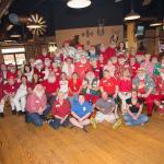 Santas at Valley Ranch Grill & Barbecue