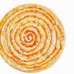 Buffalo pizza