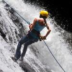 Waterfall Rappell