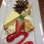 One of our many delicious desserts!