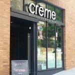 Entrance to Creme