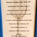 Drink menu (pt. 2)