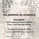 Día Europeo de la Música, 2015.