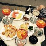 Gran Cafe auch zum Apero ganz toll