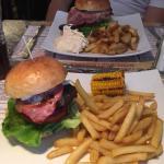 Gorgeous burgers