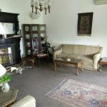 common sitting area - lounge