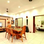 Living Room Villa Melati