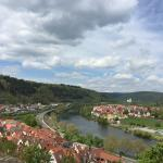 Burg Wertheim Aufnahme