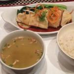 "not authentic ""hainanese chicken rice"""