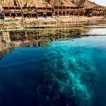 Blue Hole...famous dive site