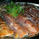 steam mantis prawn