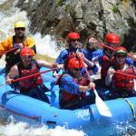 Rafting with RMA