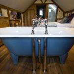The Granary - master bedroom