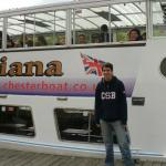 Diana Chester Boat