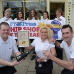 Chip shop of the year