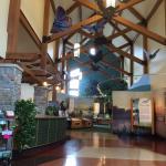 Wildlife Refuge sights and Visitor Center