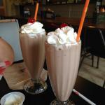 Chocolate Milkshales