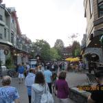 Olympic Village Market Place