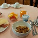 colazione dei campioni