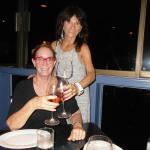 Patti and Chef Beverly Gannon