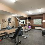 Keep up with your Exercise Routine in our 24-Hour Fitness Facility