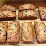 Maine Blueberry Bread