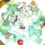 My Chicken Cesar Salad