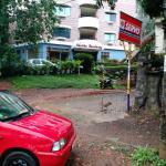 kavitha residency -outside view