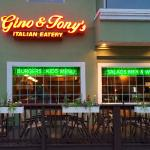 Gino's & Tony's in the Evening
