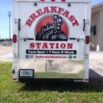 Keep an eye out for our new Breakfast Station trailer������������