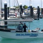 Gone Fishing by Coral Sea Fishing Charters AB