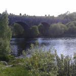 Brücke an der Raiders Road
