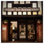 Welcome to The Cosy Tea Rooms of Elham