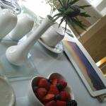 Frühstück mit Herz