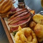 Delicious Sunday Roast!
